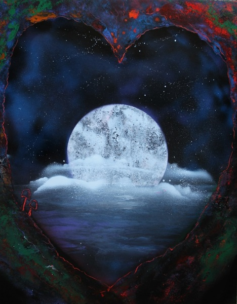 dark heart moon