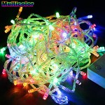 rainbow christmas lights